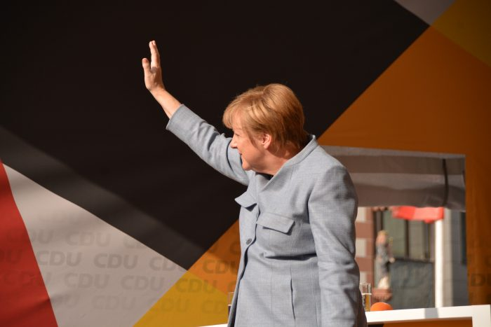 Angela Merkel announces 2021 step down