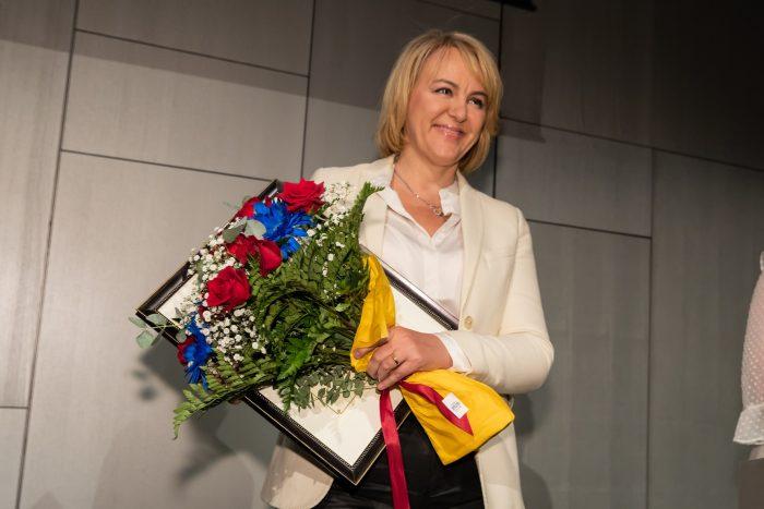 Meet in Reykjavík honours Hanna Birna Kristjánsdóttir