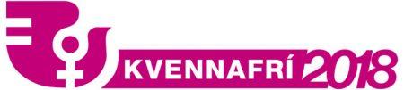 Kvennafrí Logo