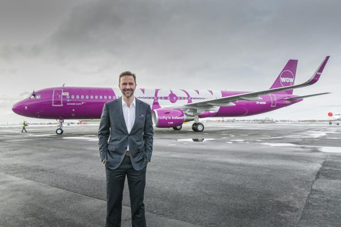 Changes happening at WOWair