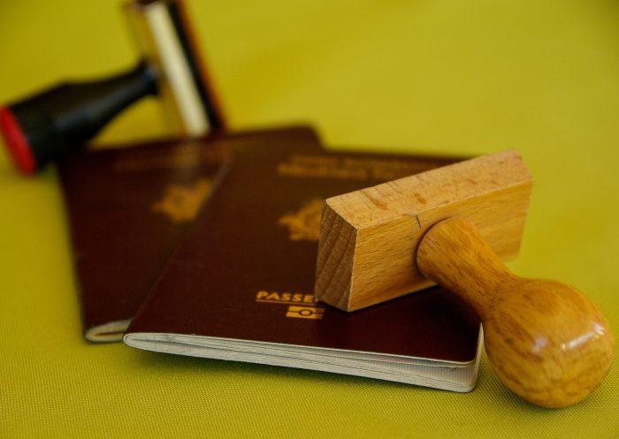 Passports change design today