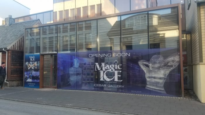 Iceland welcomes the return of the ice bar