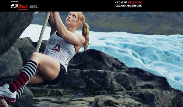 Crossfit fans can now book trips to Iceland