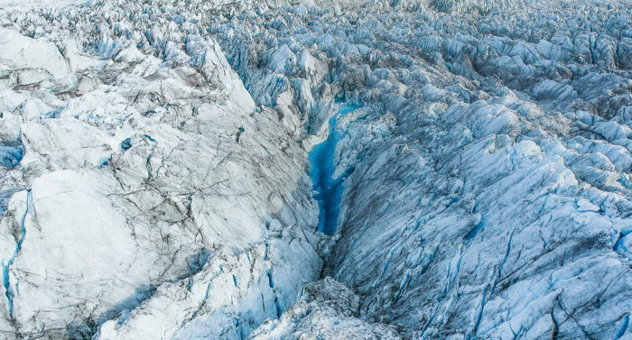 Third Pole glacier melt impacts ~20-25% of Earth's population