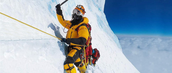 Icelandic Mountaineer John Snorri Attempting to be the First to Conquer K2 in Winter