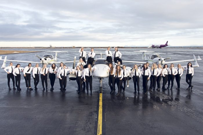 Iceland Aviation Academy – One of the largest flight schools in the Nordic countries