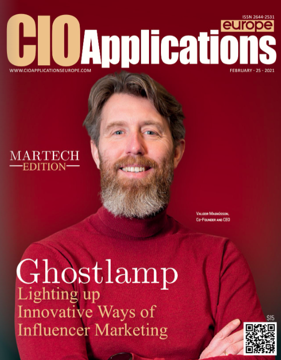 Ghostlamp in the spotlight for innovative marketing technology solutions