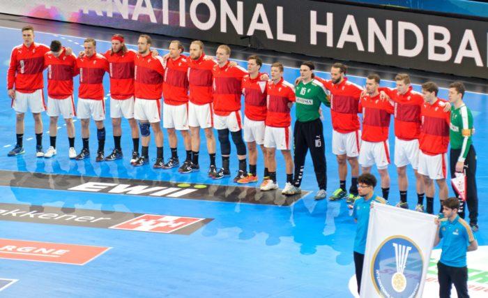 Bid to host European Handball Championships made by Norway, Sweden, and Denmark