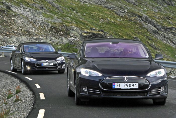 Tesla ordered to pay fines to Norwegian customers for reduced battery capacities