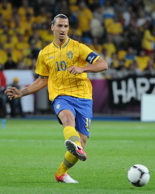 Euro 2020: Zlatan Ibrahimovic ruled out of playing for Sweden