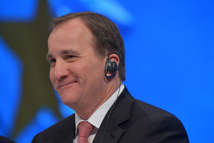 Stefan Löfven returns as Swedish Prime Minister