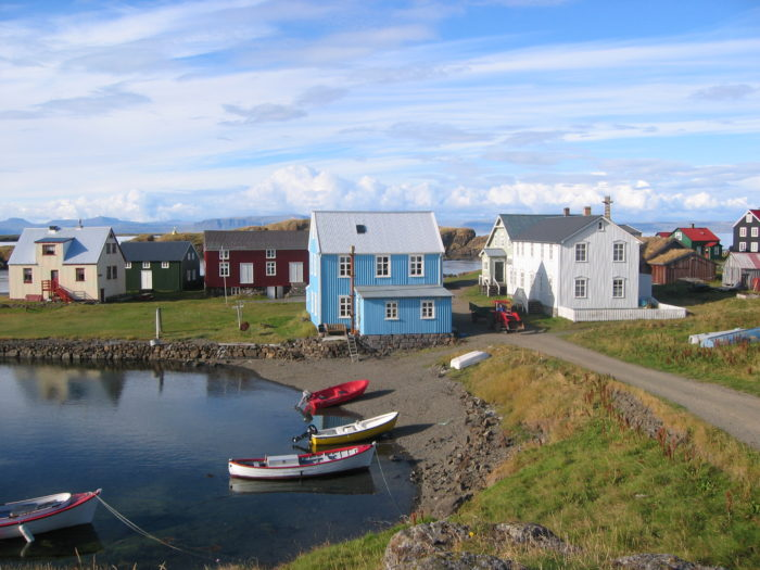 Flatey Island sees nature reserve double in size