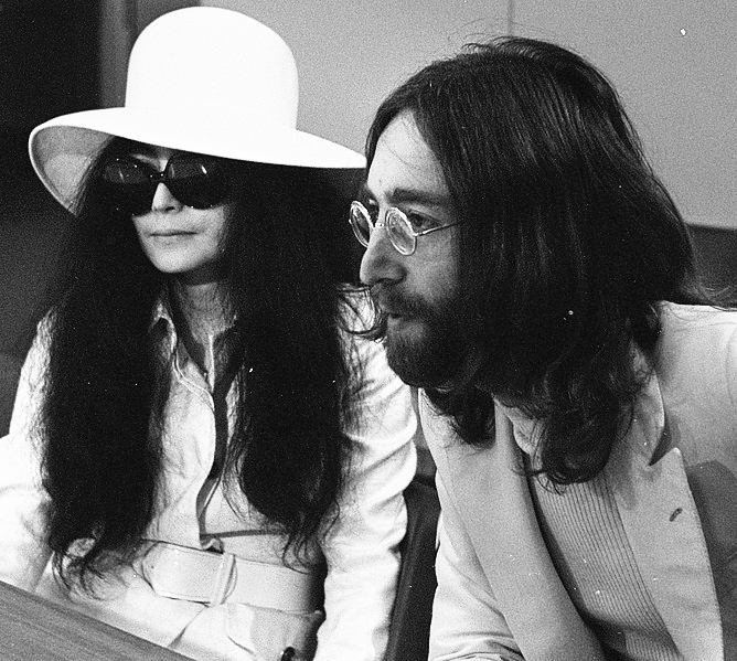 Auction in Denmark sells recording of unreleased song by John Lennon and Yoko Ono